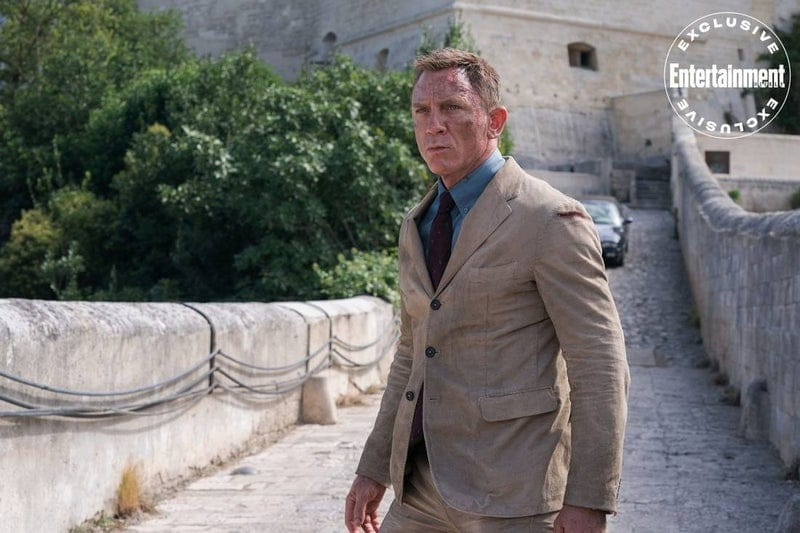 007 – Sem Tempo para Morrer   Filme promete ser um resumo da carreira de Daniel Craig