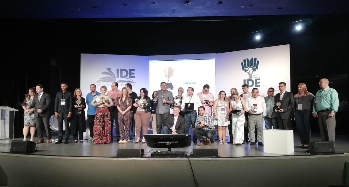 Conheça os vencedores do Prêmio Literário IDE