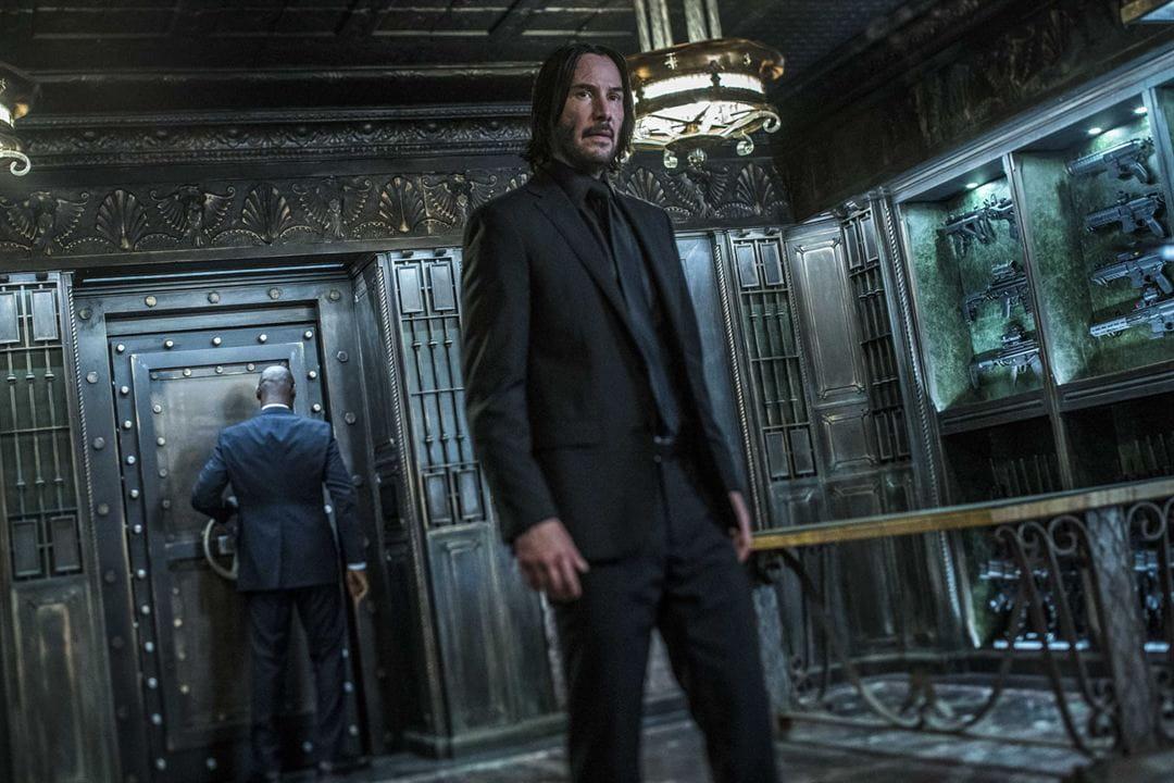 John Wick: Capítulo 3 - Parabellum | Duração do filme é revelada