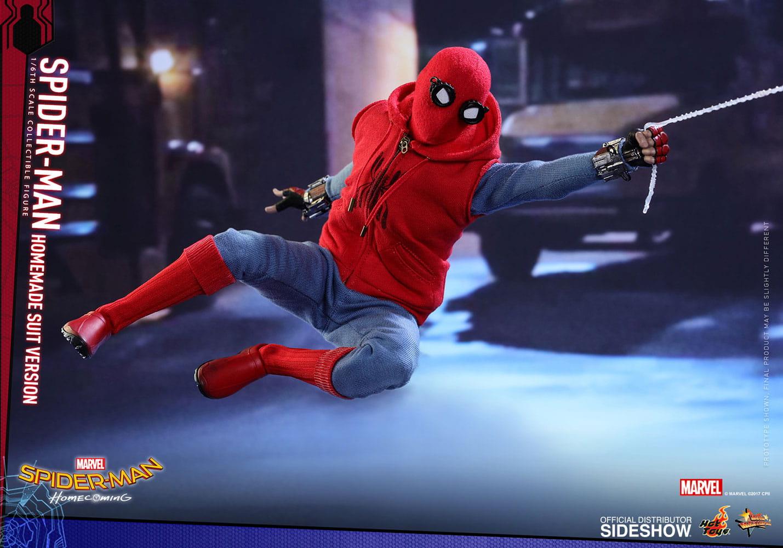 Peter Parker aparece novamente em novo trailer de Spiderman Homecoming