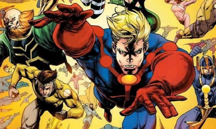 Contas no Facebook pode ter revelado novos lançamentos da Marvel no cinemas