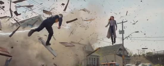 X-Men: Fênix Negra | Novo Spot de TV revela um olhar mais sombrio em Jean