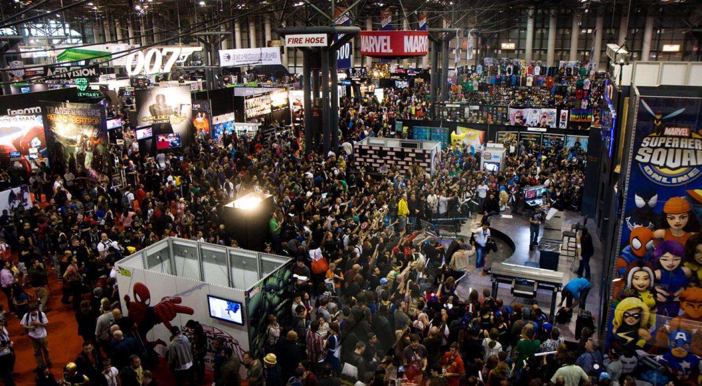 CCXP17 | Artistas Cristãos apresentam seus trabalhos na maior Comic-Con do mundo