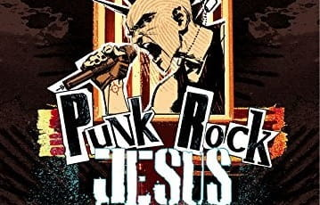 Punk Rock Jesus | Clone de Jesus roqueiro e rebelde será lançado pela Panini em março