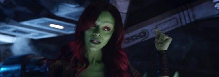 Vingadores: Guerra Infinita | James Gunn e Chris Pratt alteraram uma cena importante com Gamora no longa