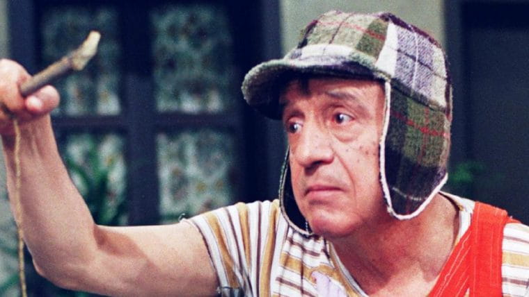 Chaves chega na Amazon Prime Video