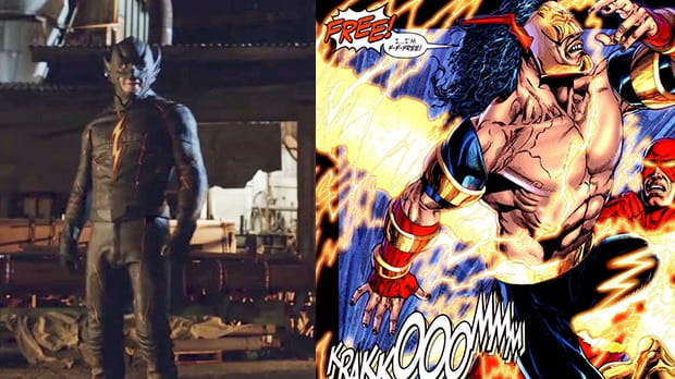 The Flash | Ele é o deus da velocidade, diz produtor sobre vilão da 3ª temporada