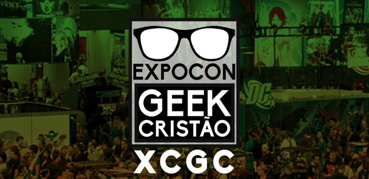 Expocon Geek Cristão lança site oficial do Evento