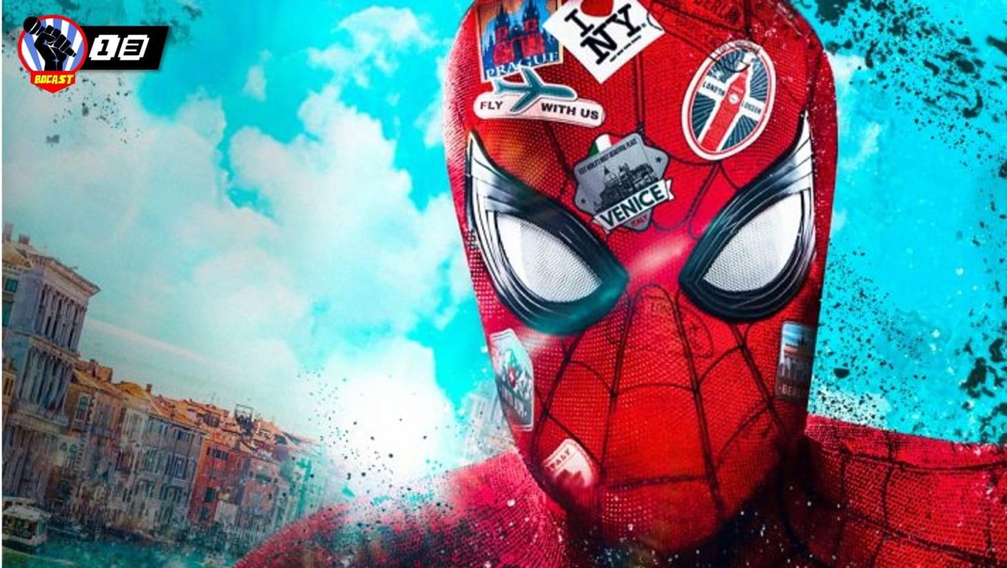 Homem Aranha: Bem longe de casa