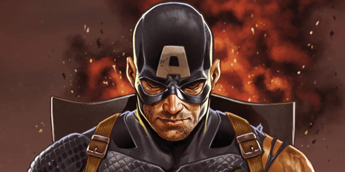 Morte de Capitão América pode se confirmar no final de Secret Empire