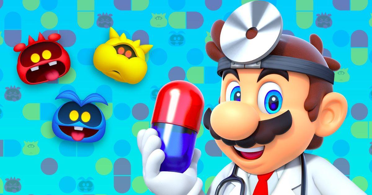 Dr. Mario World | Data de lançamento do jogo é revelada
