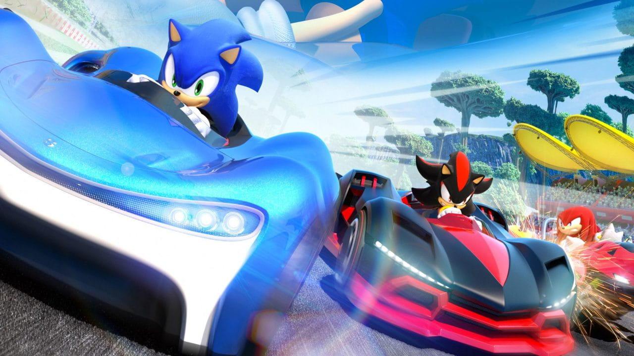 Team Sonic Racing não tem DLC planejado
