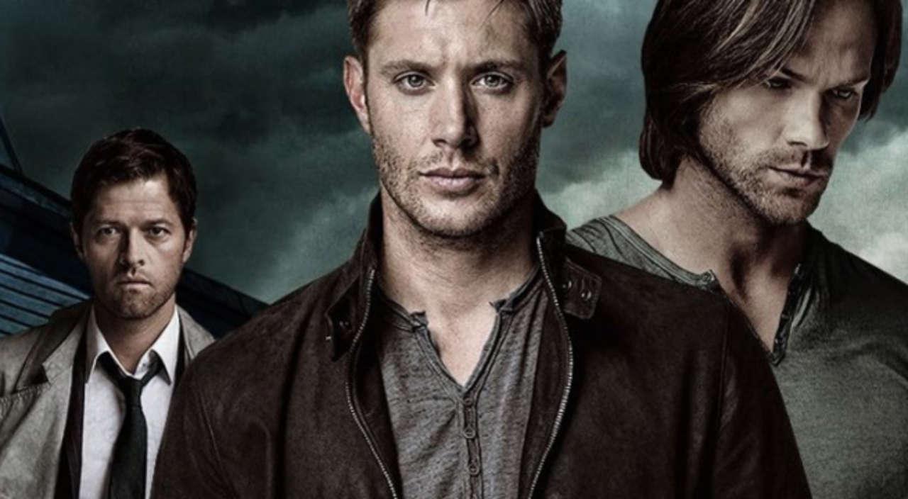 Supernatural   Confirmado! Série acaba na 15º temporada!