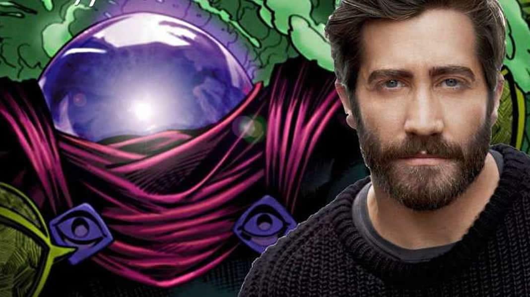 Homem-Aranha: Longe de Casa   Jake Gyllenhaal aparece como Mystério em fotos