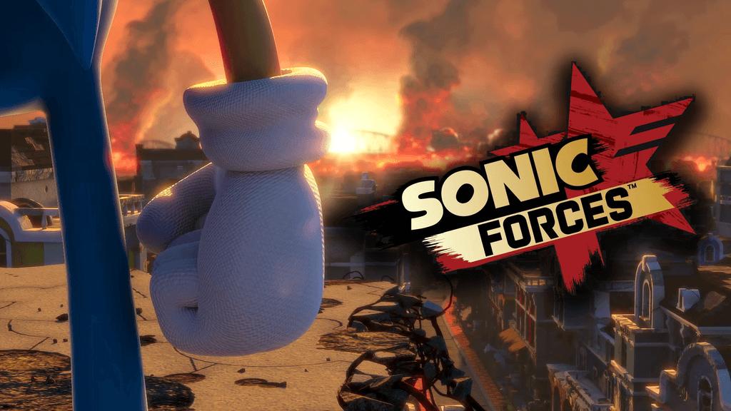 Sonic Forces: data de lançamento divulgada