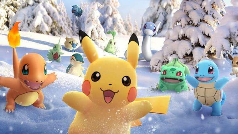 Pokémon GO já passa da marca de um bilhão de downloads