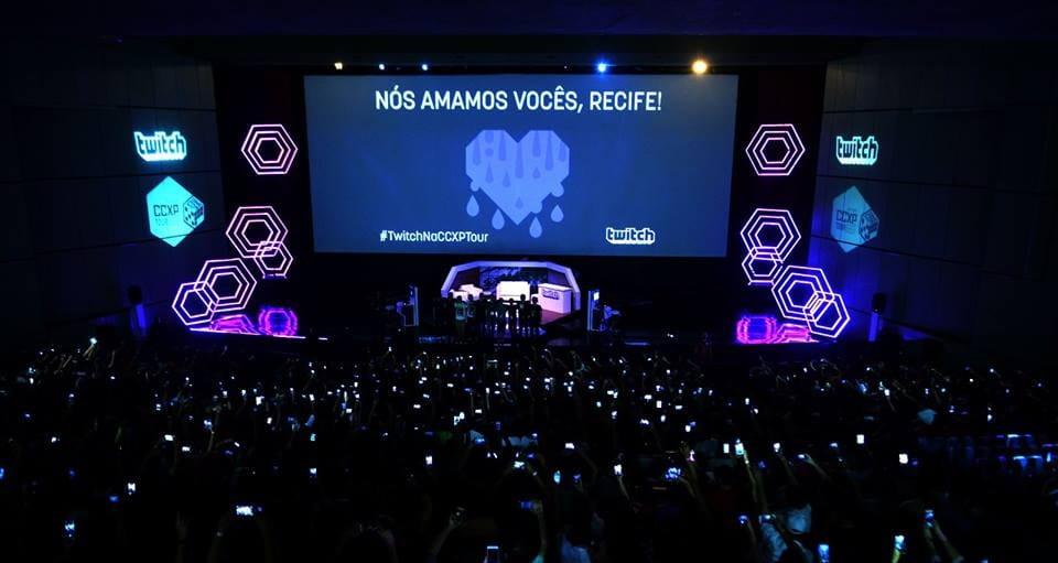 CCXP Tour Nordeste 2018 será cancelado