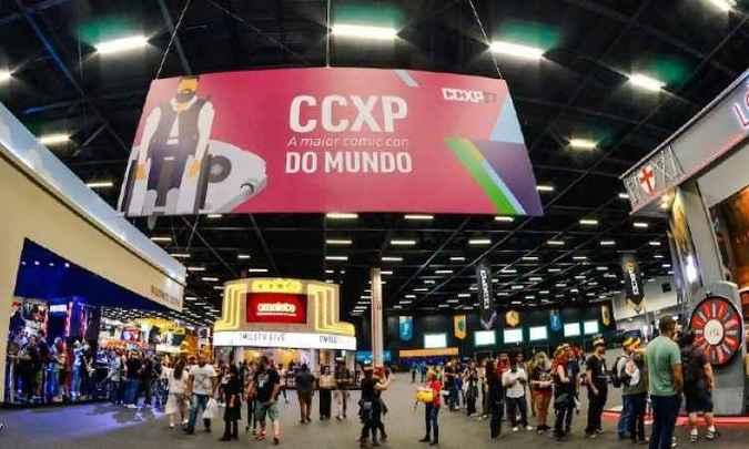CCXP 2019 | Divulga a data de venda e valores dos ingressos