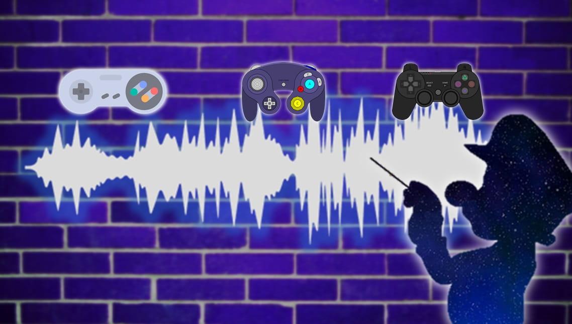 Evolução da MÚSICA nos GAMES