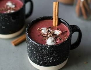 Chocolate Quente do Sith Lord
