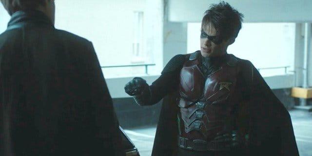 Titãs | Novo uniforme de Robin é revelado