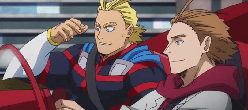 My Hero Academia: 2 Heróis ganha trailer dublado, confira