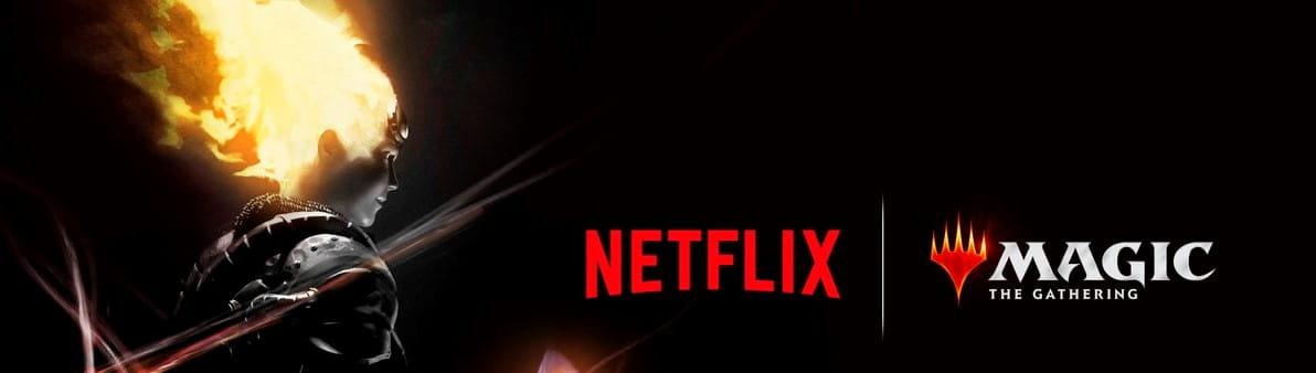 Netflix anuncia a série em anime Magic: The Gathering com os irmãos Russo