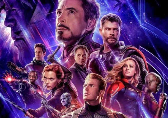 Vingadores: Ultimato torna-se a terceira maior bilheteria da história dos EUA