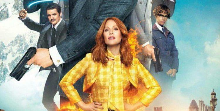 Kingsman – O Círculo Dourado ganha novo cartaz com todo o elenco