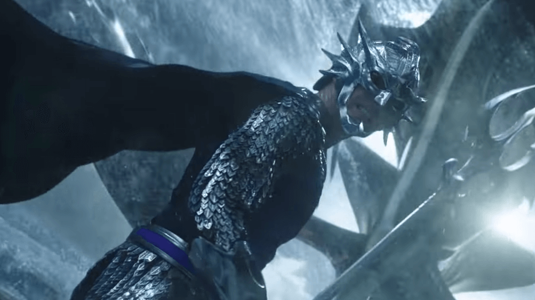 Aquaman | Confira último trailer antes do filme