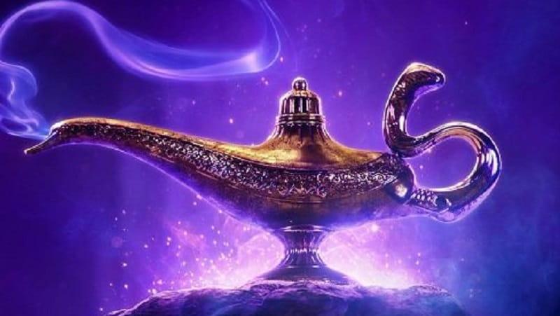 Aladdin | Primeiro pôster do filme é revelado