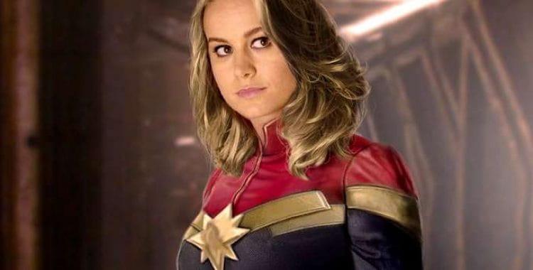 Capitã Marvel somente nos Vingadores 4