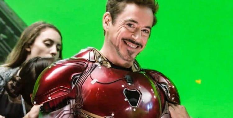 Vingadores 4 | Imagem da nova armadura de Tony Stark vaza na internet