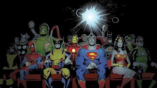 DC Comics sugere que a Marvel é parte de seu Multiverso dos Quadrinhos