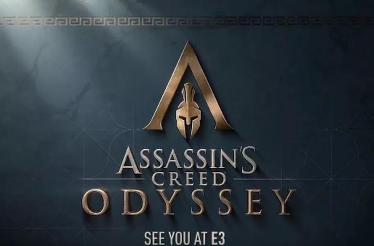 Assassin's Creed Odyssey confirmado pela Ubisoft antes da E3