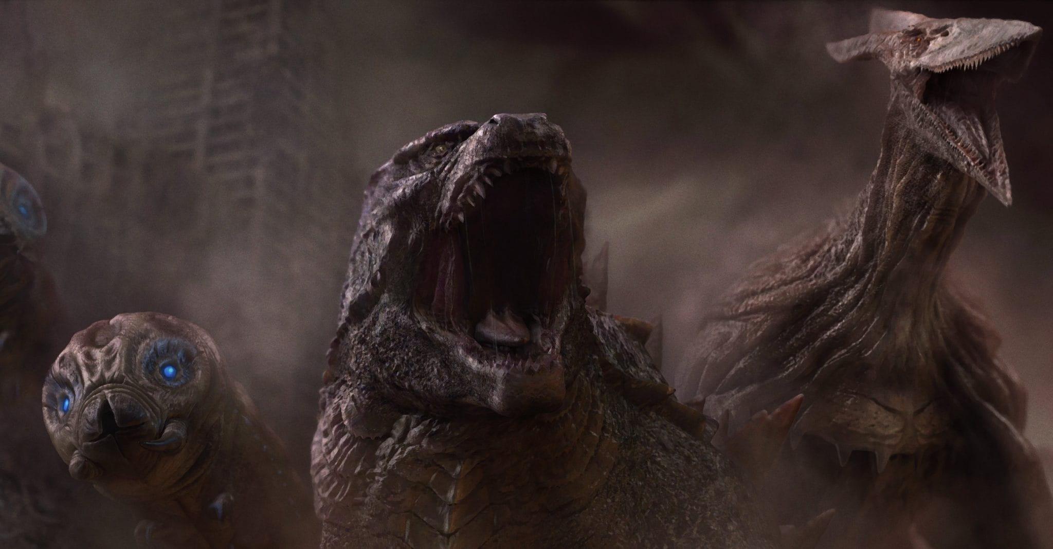 SDCC    Novo trailer de Godzilla 2 publicado na Comic-Con