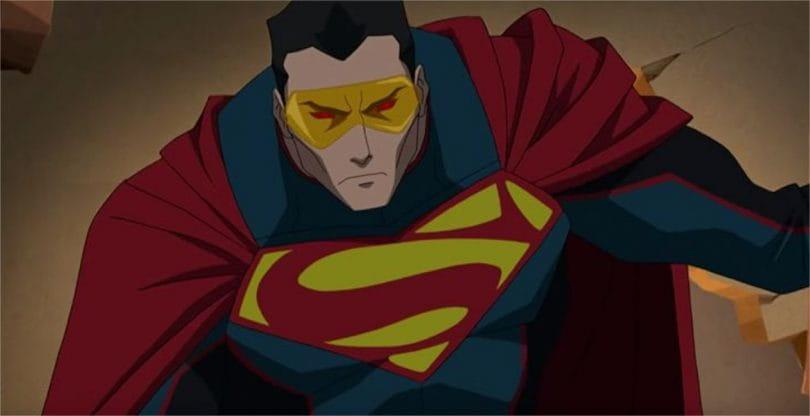 Reign of Supermen | Animação ganha primeiro trailer, Confira.
