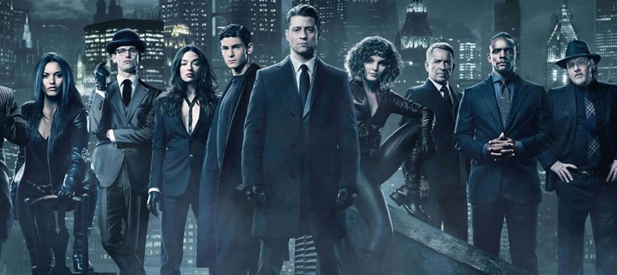 Nova temporada de Gotham revela muitos vilões