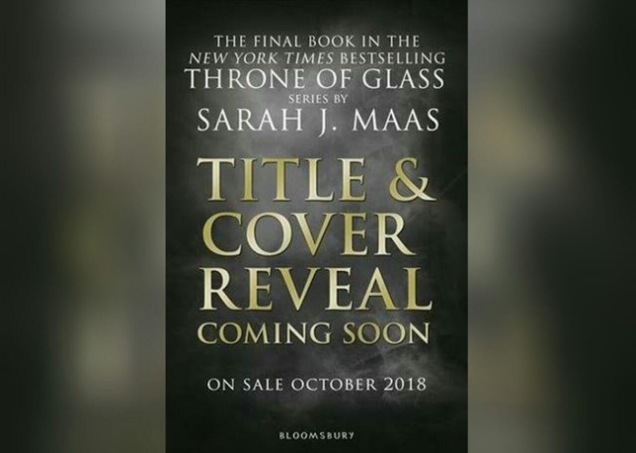 Trono de Vidro | Capítulo final será lançado em outubro, confira