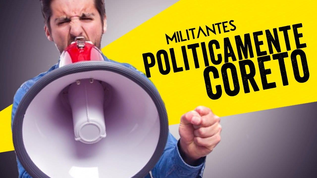 Militantes | Clip da musica Politicamente Correto tem participação de fãs