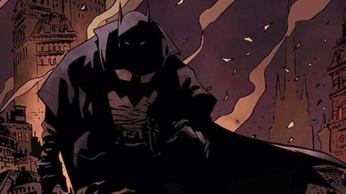 Batman da série Gotham tem traje revelado