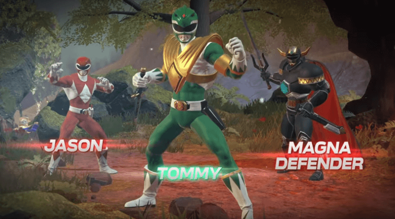 Power Rangers: Battle for the Grid | Game ganha trailer com gameplay