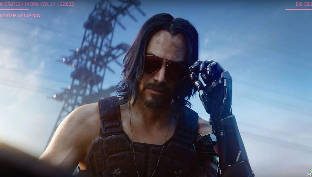 E3 2019 | Novo trailer de Cyberpunk 2077 revela Keanu Reeves, Confira o trailer!!