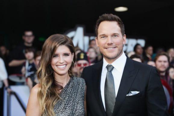 Chris Pratt conheceu sua esposa na igreja cristã