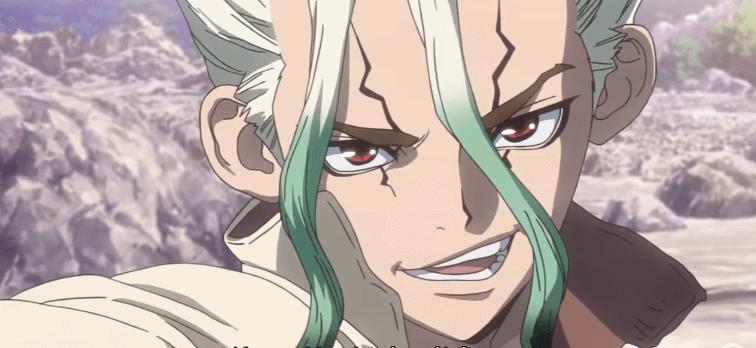 Dr. Stone   Anime confirma data da estreia