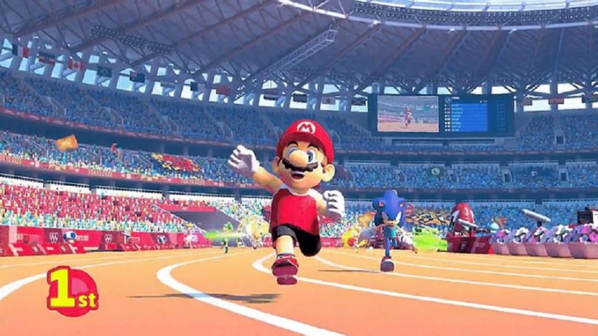Mario & Sonic são anunciados pela SEGA nos Jogos Olímpicos de Tóquio
