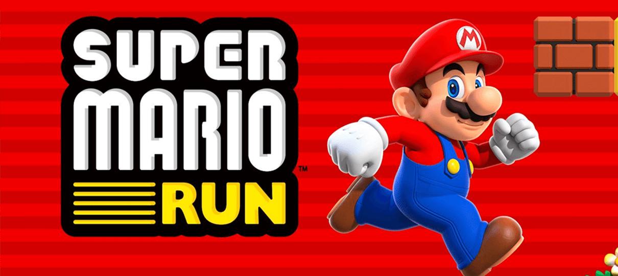 Super Mario Run | 20 milhões de pessoas já se inscreveram para jogar