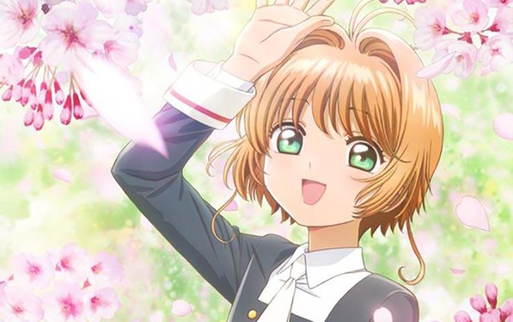 Sakura Card Captor ganha linha de perfumes