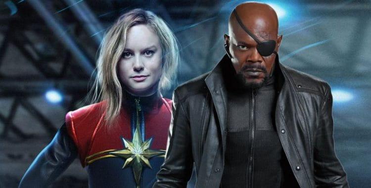 Capitã Marvel | Samuel L. Jackson deixa escapar que ela pode viajar no tempo