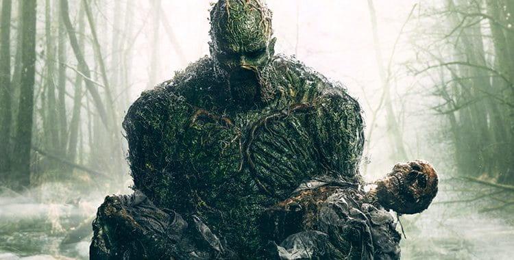 Monstro do Pântano ganha trailer completo
